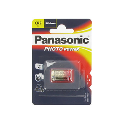 Bateria Panasonic Photo Power CR2 3,0 V