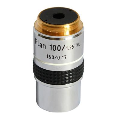 Obiektyw planachromatyczny 100x (Genetic Pro/Evolution 100)