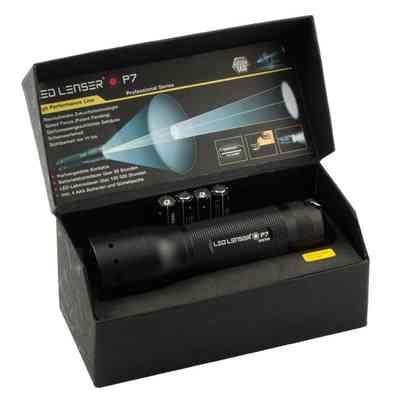 Latarka Led Lenser P7