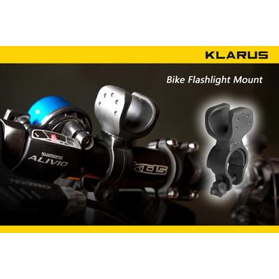 Uchwyt rowerowy do latarek Klarus