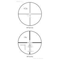 Luneta celownicza Delta Optical Titanium 4,5-14x44 FFP HFT