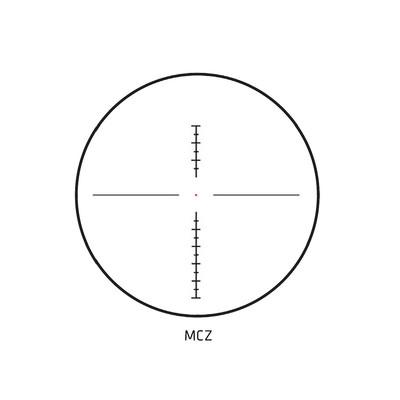 Luneta celownicza Delta Optical Titanium 4,5-30x50 MCZ