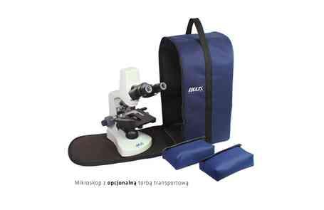 Mikroskop delta optical genetic pro bino sklep delta optical