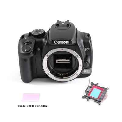 Filtr Baader BCF 1 do konwersji aparatów Canon EOS 7D/40D/50D/60D/400D/450D/500D/550D/600D/650D/1000D/1100D