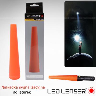 Nakładka sygnalizacyjna Led Lenser