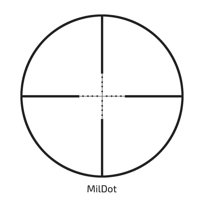 Luneta celownicza Delta Optical Classic 3-9x40 MilDot