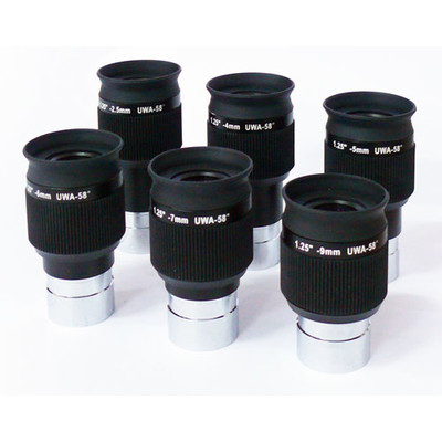 Okular SWA-58 8 mm