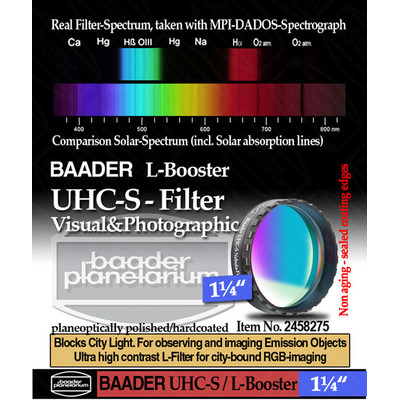 Filtr Baader UHC-S/L-Booster 1,25""