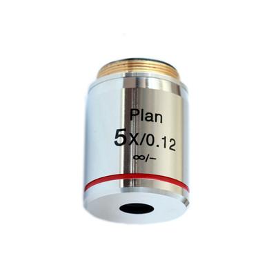 Obiektyw planachromatyczny 5x (seria DO MET-200)