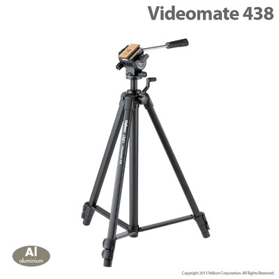 Statyw Velbon Videomate 438/F