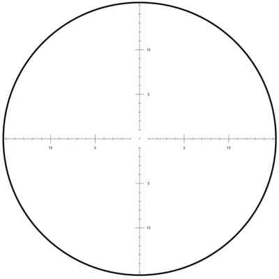 Luneta celownicza Delta Optical Stryker HD 5-50x56 SFP DLS-3