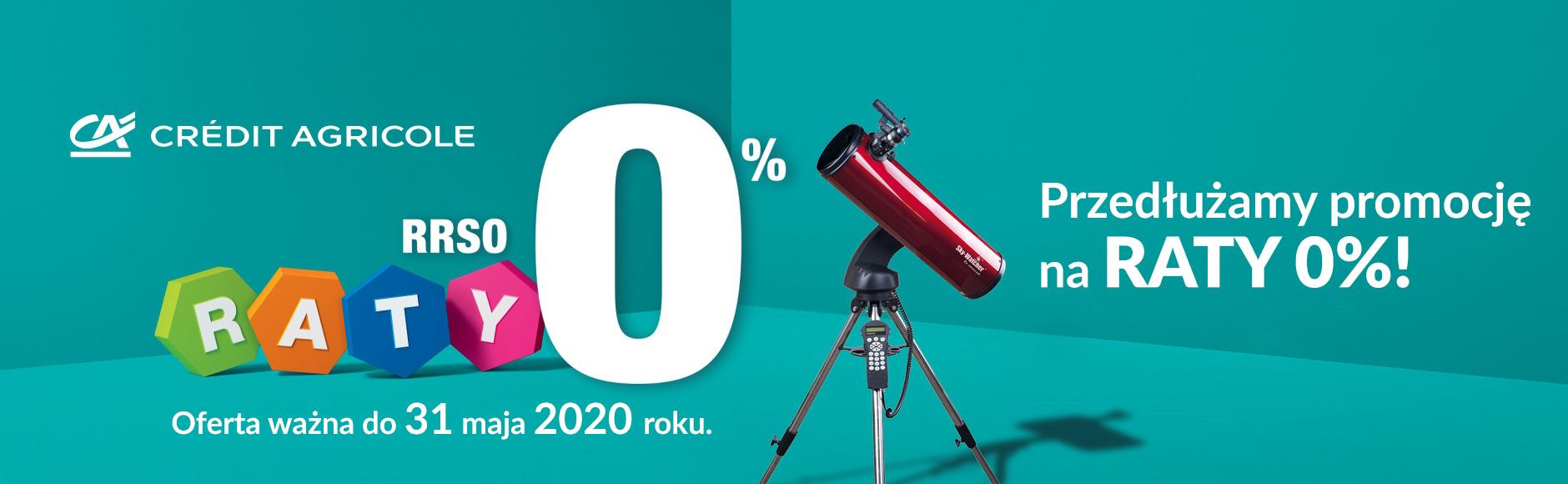 Raty rrso 0% 2020