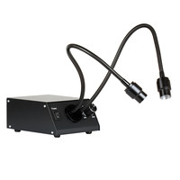Oświetlacz LED dwuramienny do mikroskopów 3W