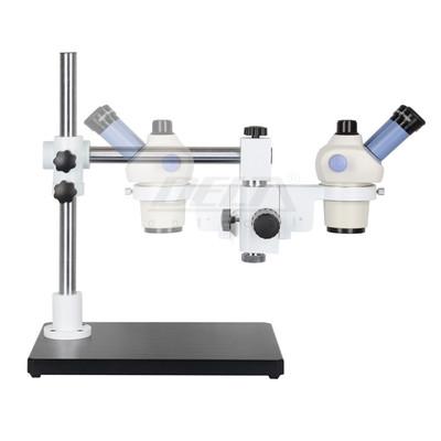 Mikroskop stereoskopowy Delta Optical SZ-450T + statyw F2