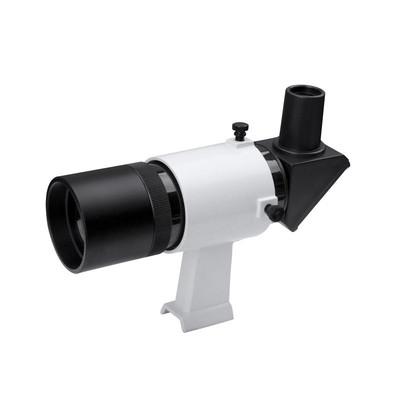 Szukacz Sky-Watcher 9x50 z nasadką kątową prosty 90 (czarny)