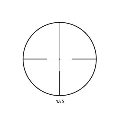 Luneta celownicza Delta Optical Titanium HD 2,5-10x56 4A S