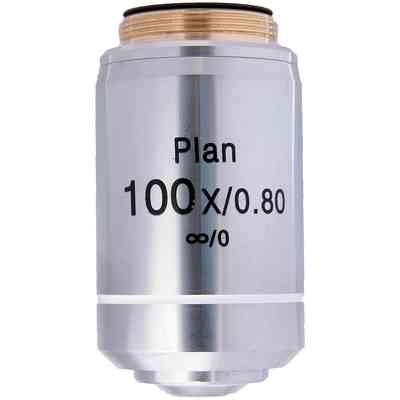 Obiektyw Plan 100x/0,80/- WD2mm (MET-200)