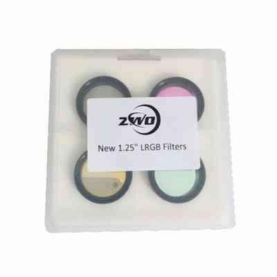 Zestaw filtrów ZWO LRGB do ASI1600