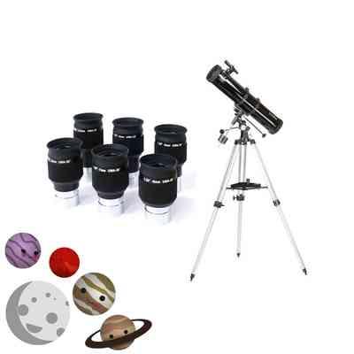 Teleskop BK 1309 EQ2 + Okular SWA-58 6mm
