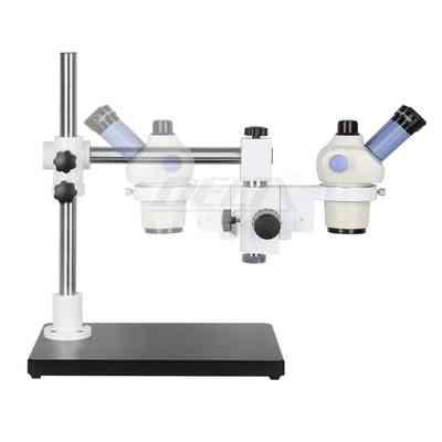 Mikroskop stereoskopowy Delta Optical SZ-430T + statyw F2