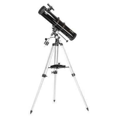 Teleskop BK 1309 EQ2 + Filtr księżycowy 1,25 + Obrotowa mapa nieba DO + Pierwsze Obserwacje Astronomiczne