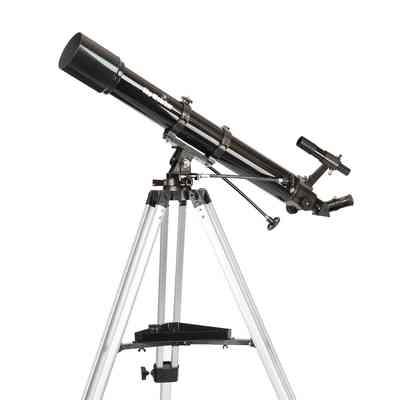 Teleskop BK 909 AZ3 + Obrotowa mapa nieba DO + Filtr księżycowy 1,25 + Pierwsze Obserwacje Astronomiczne