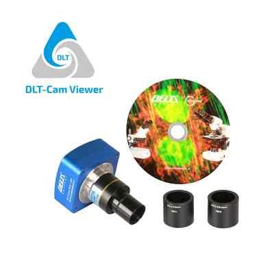 Kamera mikroskopowa DLT-Cam PRO 2MP USB 2.0