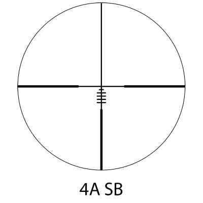 Luneta celownicza Delta Optical Titanium 4-24x50 HD SFP 4A SB