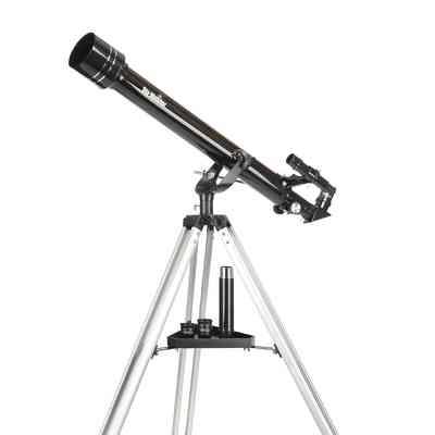 Teleskop BK 607 AZ2 + Obrotowa mapa nieba DO + Poradnik Obserwatora Nocnego Nieba