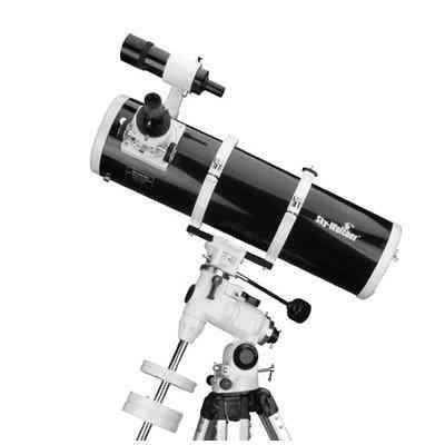 Teleskop BKP 150750 EQ3-2 + Obrotowa mapa nieba DO + Okular SW WA 6 mm + Pierwsze Obserwacje Astronomiczne