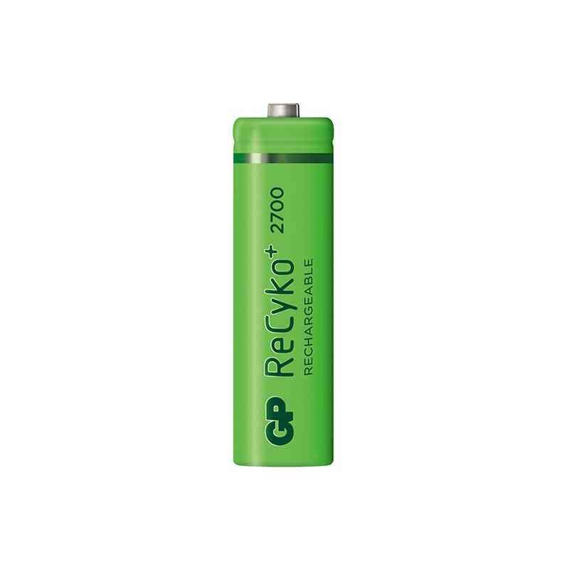 Akumulator GP ReCyko+ 2600mAH R6/AA green
