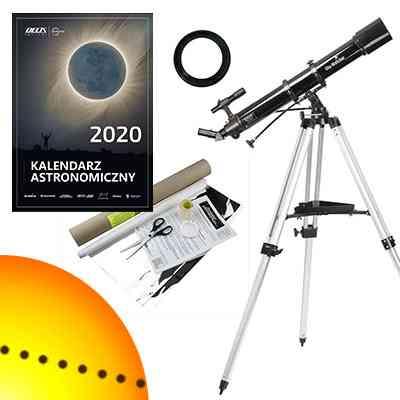 [Zestaw] Teleskop Sky-Watcher BK 909 AZ3 90/900