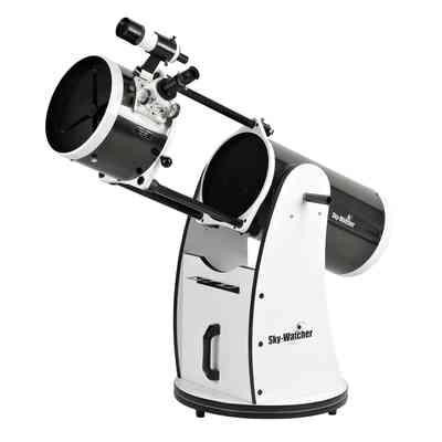 "Teleskop Dobson 10"" Flex Tube Go-To + Hyperion 5 mm + zestaw filtrów"