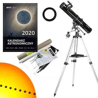 [Zestaw] Teleskop Sky-Watcher BK 1149 EQ2 114/900