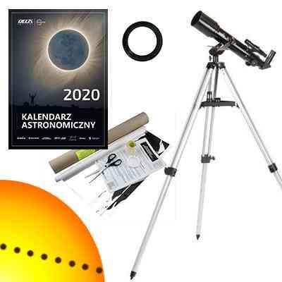 [Zestaw] Teleskop Sky-Watcher BK 705 AZ2 70/500