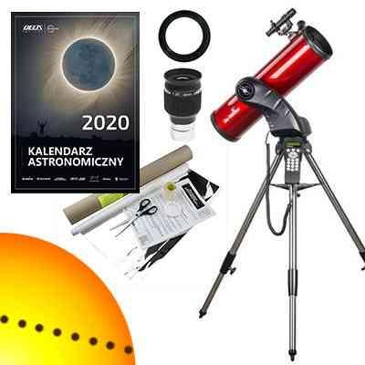 [Zestaw] Teleskop Sky-Watcher Star Discovery 150
