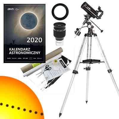 [Zestaw] Teleskop Sky-Watcher BK MAK 102 EQ2 102/1300