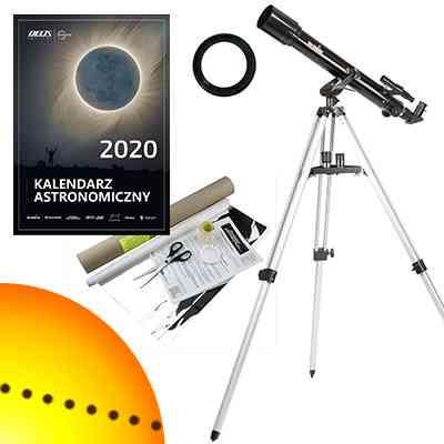 [Zestaw] Teleskop Sky-Watcher BK 707 AZ2 70/700