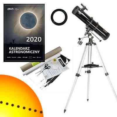 [Zestaw] Teleskop Sky-Watcher BK 1309 EQ2 130/900