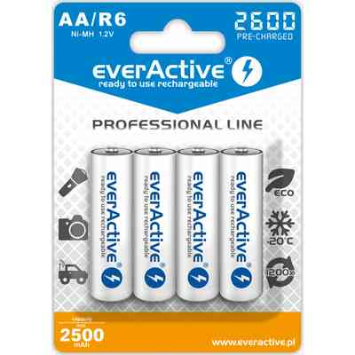 Akumulator everActive 2600 professional line