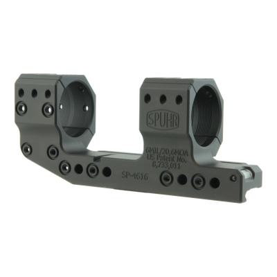 Montaż SPUHR SP-4616 (obejmy 34mm)