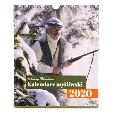 Kalendarz myśliwski  2020
