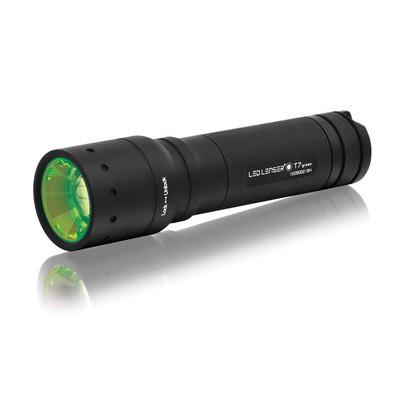 Latarka LED LENSER T7.2 Green (zielona)