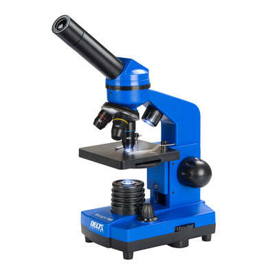 Mikroskop BioLight 100 niebieski