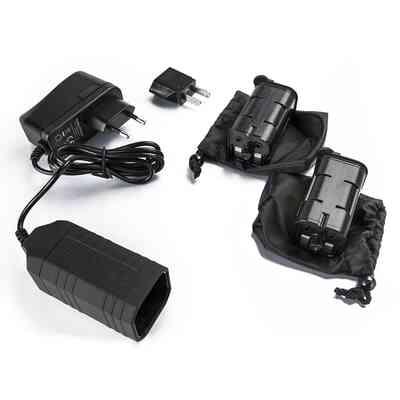 Zestaw dwóch akumulatorów Pulsar DNV 4,8V